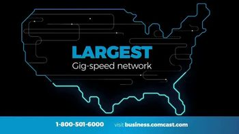 Comcast Business Gig-Speed Internet TV Spot, 'Small Businesses Need More' - Thumbnail 6