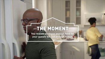 Lowe's TV Spot, 'The Moment: Not Enough Fridge: 30 Percent' - Thumbnail 3