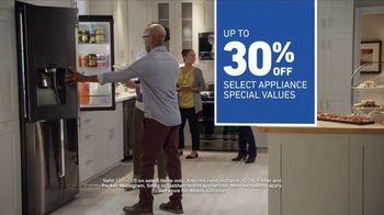 Lowe's TV Spot, 'The Moment: Not Enough Fridge: 30 Percent' - Thumbnail 8