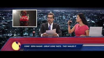 Coca-Cola Zero Sugar TV Spot, 'Nailed It' - Thumbnail 4