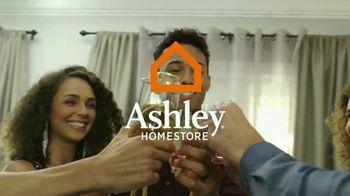 Ashley HomeStore New Year's Savings Bash TV Spot, 'Ashley Sleep Sets' - Thumbnail 3