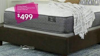 Ashley HomeStore New Year's Savings Bash TV Spot, 'Ashley Sleep Sets' - Thumbnail 7