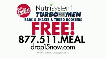 Nutrisystem Turbo for Men TV Spot, 'Lose 15' - Thumbnail 10