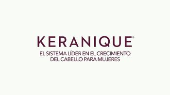 Keranique Hair Regrowth System TV Spot, 'Perdida de cabello' [Spanish] - Thumbnail 4