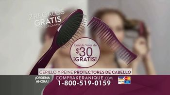 Keranique Hair Regrowth System TV Spot, 'Perdida de cabello' [Spanish] - Thumbnail 8