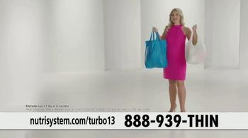 Nutrisystem Turbo 13 TV Spot, 'Drop the Weight' - Thumbnail 1