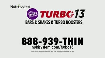 Nutrisystem Turbo 13 TV Spot, 'Drop the Weight' - Thumbnail 7