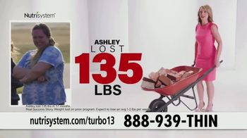 Nutrisystem Turbo 13 TV Spot, 'Drop the Weight' - Thumbnail 2