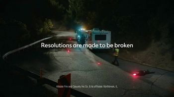 Allstate TV Spot, 'Mayhem: Road Flare' Featuring Dean Winters - Thumbnail 10