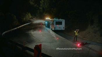 Allstate TV Spot, 'Mayhem: Road Flare' Featuring Dean Winters - Thumbnail 6