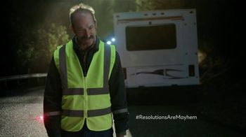 Allstate TV Spot, 'Mayhem: Road Flare' Featuring Dean Winters - Thumbnail 7