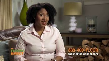 National Floors Direct TV Spot, 'I Never Thought' - Thumbnail 1