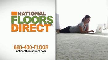 National Floors Direct TV Spot, 'I Never Thought' - Thumbnail 4