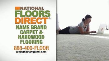National Floors Direct TV Spot, 'I Never Thought' - Thumbnail 5