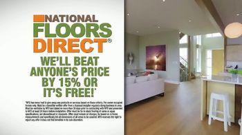 National Floors Direct TV Spot, 'I Never Thought' - Thumbnail 6