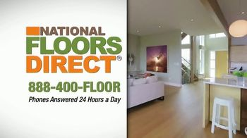 National Floors Direct TV Spot, 'I Never Thought' - Thumbnail 7