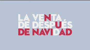 Macy's La Venta de Después de Navidad TV Spot, 'Nuevas rebajas' [Spanish] - Thumbnail 1