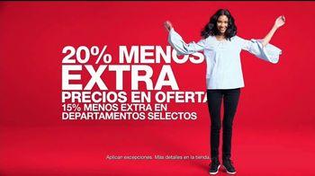 Macy's La Venta de Después de Navidad TV Spot, 'Nuevas rebajas' [Spanish] - Thumbnail 2
