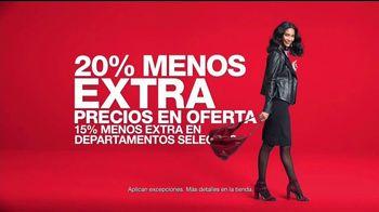 Macy's La Venta de Después de Navidad TV Spot, 'Nuevas rebajas' [Spanish] - Thumbnail 4