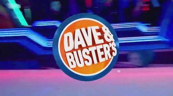 Dave and Buster's TV Spot, 'Holidays: Play Four Games Free' - Thumbnail 2