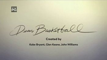Go90 TV Spot, 'Dear Basketball: Kobe Bryant' - Thumbnail 1