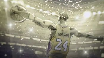 Go90 TV Spot, 'Dear Basketball: Kobe Bryant' - Thumbnail 7