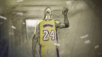 Go90 TV Spot, 'Dear Basketball: Kobe Bryant' - Thumbnail 8