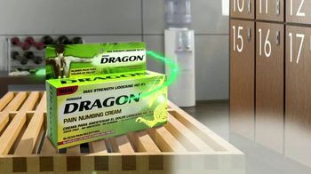 Dragon Pain Numbing Cream TV Spot, 'Nuevo con lidocaína' [Spanish] - Thumbnail 9