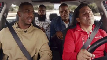 State Farm TV Spot, 'Grand Tour' Ft. Chris Paul, James Harden, Oscar Nuñez - Thumbnail 8