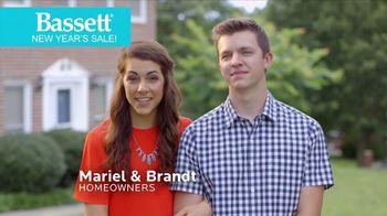 Bassett New Year's Sale TV Spot, 'Save 30 Percent Storewide' - Thumbnail 1