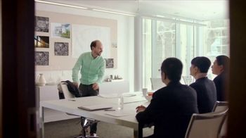 Bounce Dryer Sheets TV Spot, 'Don't Let Wrinkles Ruin Your Meeting' - Thumbnail 1