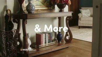 Wayfair TV Spot, 'Done Is Fun' - Thumbnail 8