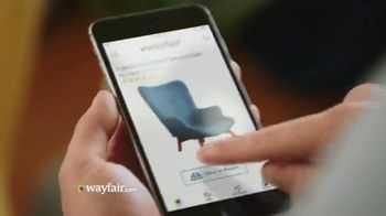 Wayfair TV Spot, 'Done Is Fun' - Thumbnail 3