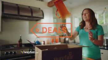 Wayfair TV Spot, 'Done Is Fun' - Thumbnail 5