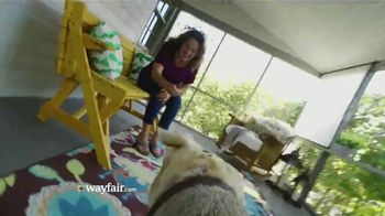 Wayfair TV Spot, 'Done Is Fun' - Thumbnail 6