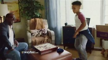 Wayfair TV Spot, 'Done Is Fun' - Thumbnail 7