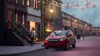 Happy Honda Days TV Spot, 'Holiday Road Trip: 2018 Fit' [T2] - Thumbnail 6