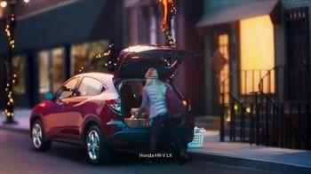 Happy Honda Days TV Spot, 'Holiday Road Trip: 2018 Fit' [T2] - Thumbnail 7