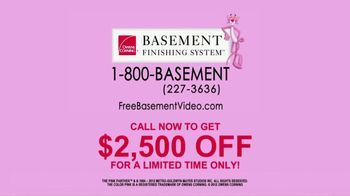 Owens Corning Basement Finishing System TV Spot, 'Quick Installation' - Thumbnail 9