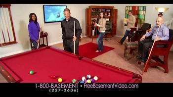 Owens Corning Basement Finishing System TV Spot, 'Quick Installation'