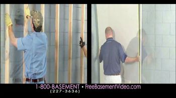 Owens Corning Basement Finishing System TV Spot, 'Quick Installation' - Thumbnail 4