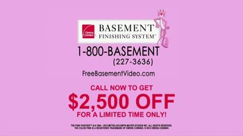 Owens Corning Basement Finishing System TV Spot, 'Quick Installation' - Thumbnail 8