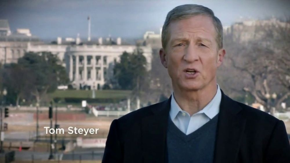 Tom Steyer TV Commercial, 'South Lawn: Impeachment'