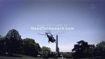 Tom Steyer TV Spot, 'South Lawn: Impeachment' - Thumbnail 9