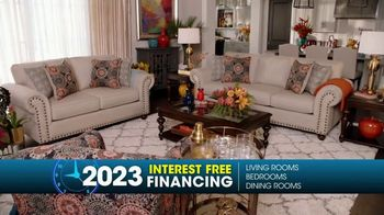 Rooms to Go TV Spot, '2023 Interest-Free Financing' - Thumbnail 8