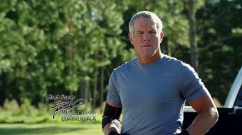 Copper Fit Advanced Back Pro TV Spot, 'Legends' Ft. Brett Favre, Jerry Rice - Thumbnail 1