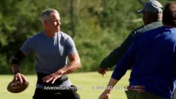 Copper Fit Advanced Back Pro TV Spot, 'Legends' Ft. Brett Favre, Jerry Rice - Thumbnail 6