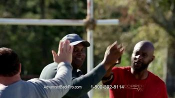Copper Fit Advanced Back Pro TV Spot, 'Legends' Ft. Brett Favre, Jerry Rice - Thumbnail 8
