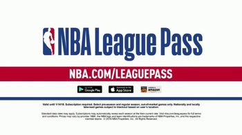 NBA League Pass TV Spot, 'Hundreds of Live Games' - Thumbnail 7
