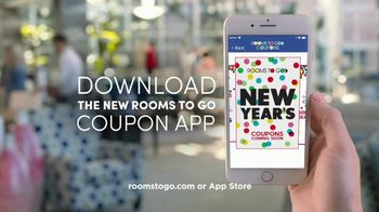 Rooms to Go New Year's Sale TV Spot, 'In the Palm of Your Hand' - Thumbnail 9